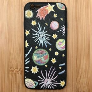 Accessories - NEW Iphone 6/6s/6+/6s+ Planets Stars Case